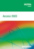 Access 2003 Grunder av Göran Lindgren